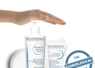 Wash  & Moisturize Your Hands with Bioderma